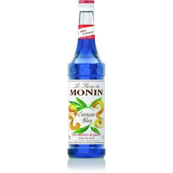 Syrop 0,7 l - blue curacao | MONIN, 908009