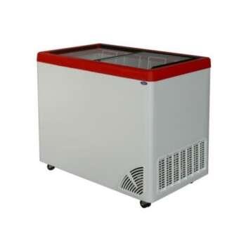 Witryna mroźnicza z szybą płaską 250 l | BYFAL, ARO 300/1